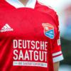 MFG Deutsche Saatgut ist neuer Trikotsponsor.